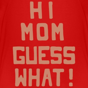 Surprise for Mommy: Coming-out Baby & Toddler Shirts - Toddler Premium T-Shirt