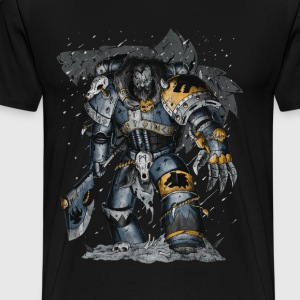 Space Wolves - Men's Premium T-Shirt