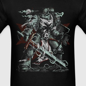 Black Templars - Men's T-Shirt