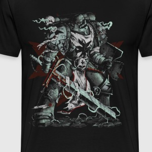 Black Templars - Men's Premium T-Shirt