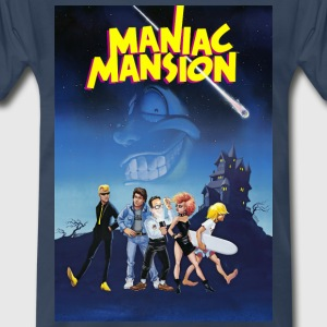 Maniac Mansion - Men's Premium T-Shirt