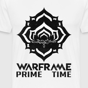 Warframe Prime Time - Men's Premium T-Shirt