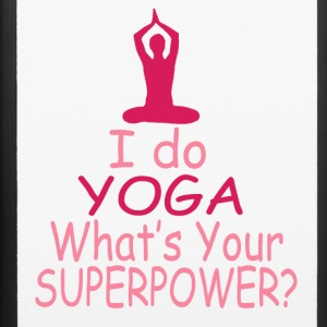 I do yoga whats your superpower? - iPhone 6/6s Rubber Case