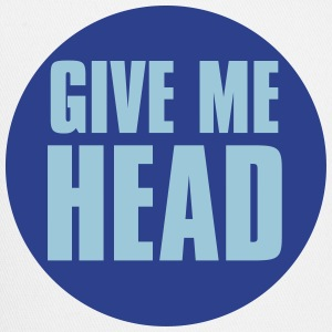 Give me Head_T-Shirt - Trucker Cap