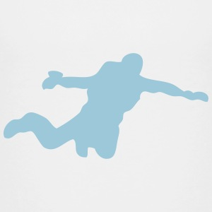sports base jumping Kids' Shirts - Kids' Premium T-Shirt