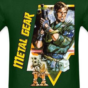 Metal Gear - Men's T-Shirt