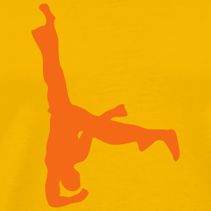 sports capoeira T-Shirts - Men's Premium T-Shirt