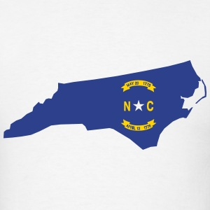 North Carolina T-Shirts - Men's T-Shirt