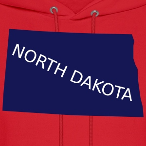 North Dakota Hoodies - Men's Hoodie