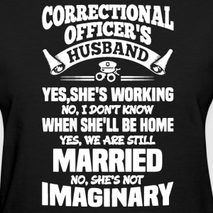 Correctional Officer - Women's T-Shirt