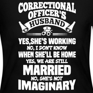 Correctional Officer - Women's Long Sleeve Jersey T-Shirt