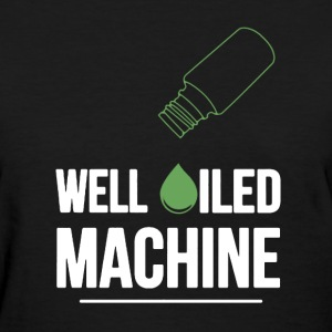 Oiled Machine Shirt - Women's T-Shirt
