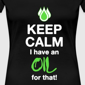 Essential Oils Shirt - Women's Premium T-Shirt