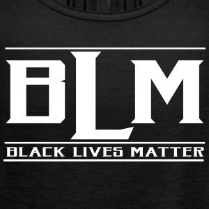 black lives matter Tanks - Women's Flowy Tank Top by Bella