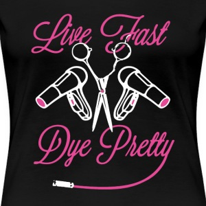 Hair Stylist Shirt - Women's Premium T-Shirt