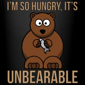 I'm So Hungry, It's Unberable Mugs & Drinkware - Full Color Mug
