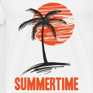 Summer Holidays T-Shirts - Men's Premium T-Shirt