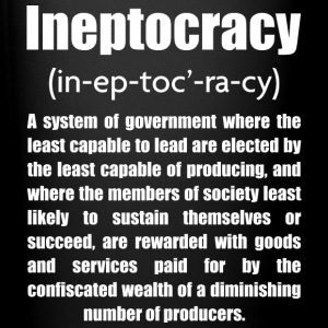 Ineptocracy Mugs & Drinkware - Full Color Mug