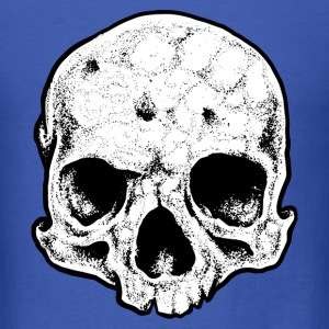 Freedom or Death Skull T-Shirts - Men's T-Shirt