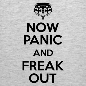 Now Panic and Freak Out Sportswear - Men's Premium Tank