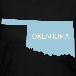 Oklahoma Long Sleeve Shirts - Women's Long Sleeve Jersey T-Shirt