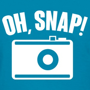 Oh, snap (photography) T-Shirts - Women's T-Shirt