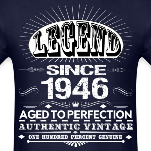 LEGEND SINCE 1946 T-Shirts - Men's T-Shirt