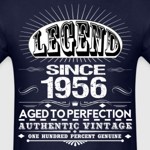 LEGEND SINCE 1956 T-Shirts - Men's T-Shirt