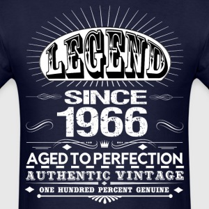 LEGEND SINCE 1966 T-Shirts - Men's T-Shirt