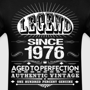 LEGEND SINCE 1976 T-Shirts - Men's T-Shirt