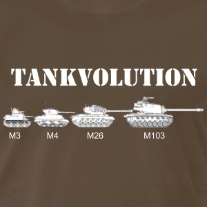 Tankvolution - Men's Premium T-Shirt
