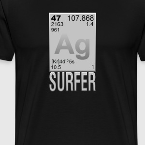 Ag Surfer T-Shirts - Men's Premium T-Shirt