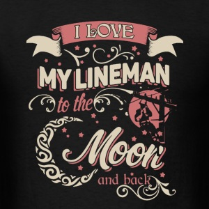 Lineman Shirt - Men's T-Shirt