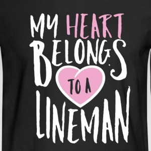 Lineman Shirt - Men's Long Sleeve T-Shirt