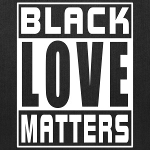 Black Love Matters Bags & backpacks - Tote Bag