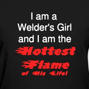 Welder's Girl Shirt - Women's T-Shirt