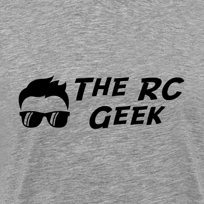 TRCG Logo, Black Text