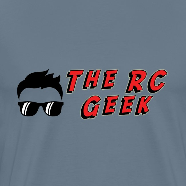 TRCG Logo, Red Text