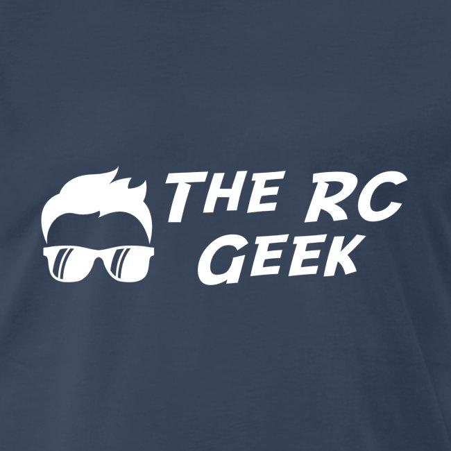 TRCG Logo, White Text
