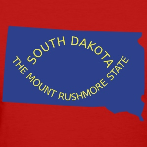 South Dakota T-Shirts - Women's T-Shirt