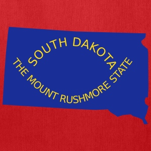 South Dakota Bags & backpacks - Tote Bag