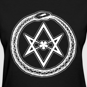 OUROBOROS & HEXAGRAM - Women's T-Shirt