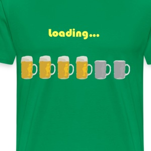 Loading... - Men's Premium T-Shirt