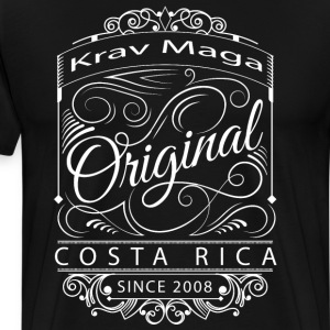 krav maga original costa rica  - Men's Premium T-Shirt