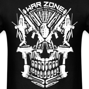 war zone - Men's T-Shirt