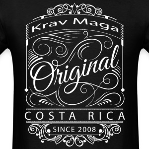 Krav Maga Original Costa Rica - Men's T-Shirt