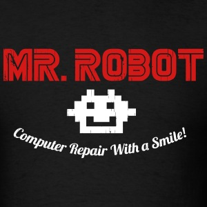 Mr. Robot Computer Store - Men's T-Shirt