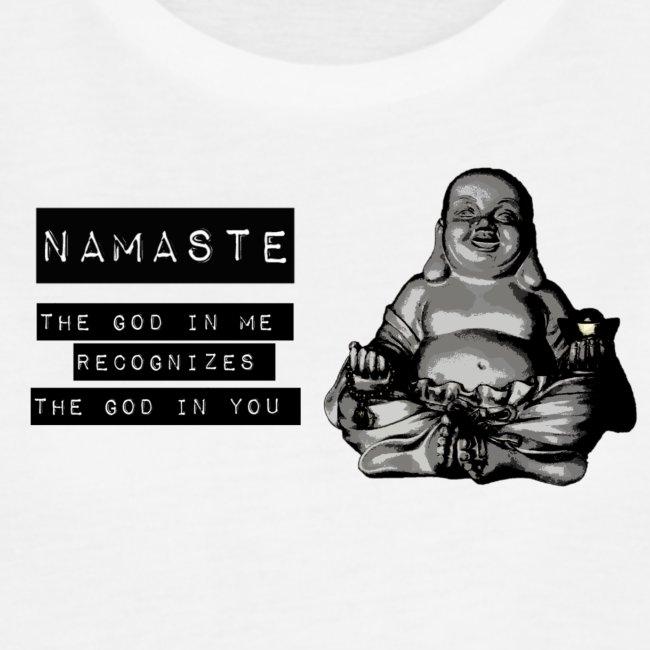 Namaste Fat Buddha