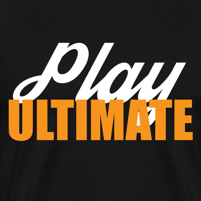 Play Ultimate - Dark