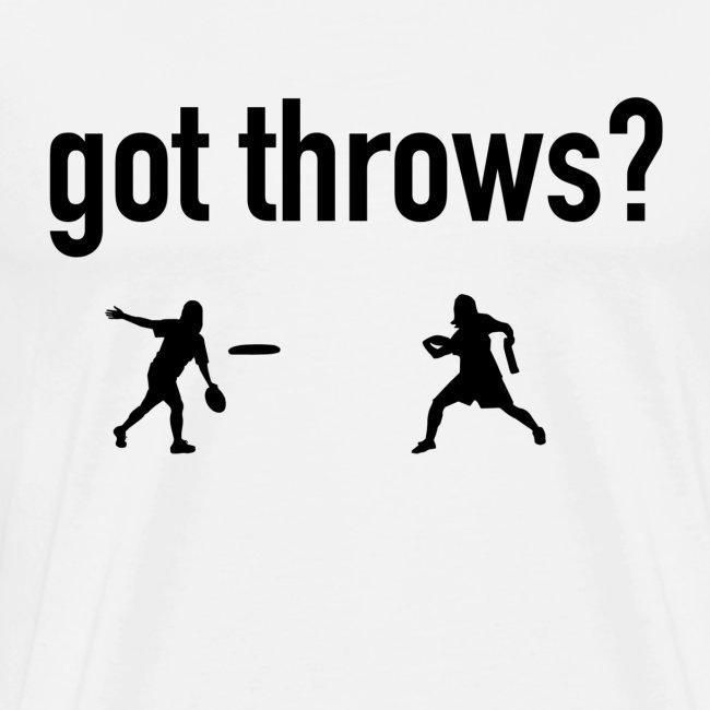 Got Throws? - Light